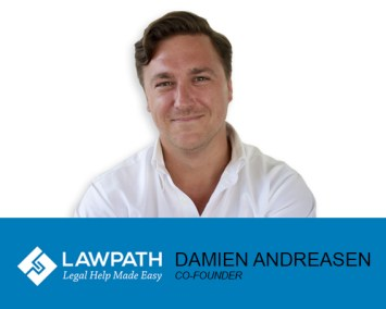 Asia-Pacific Region Legal Startups:  A Q&A with LawPath Co-Founder Damien Andreasen