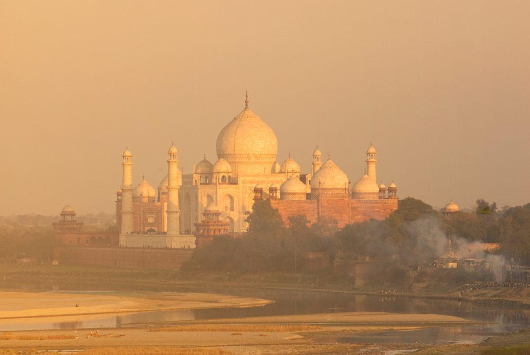 Famous indian landmark