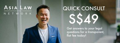 """AsiaLawNetwork.com launches online legal consultation service """"Quick Consult"""" in Singapore"""