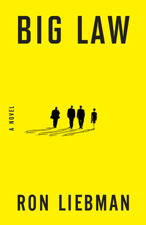 Big law novel front page