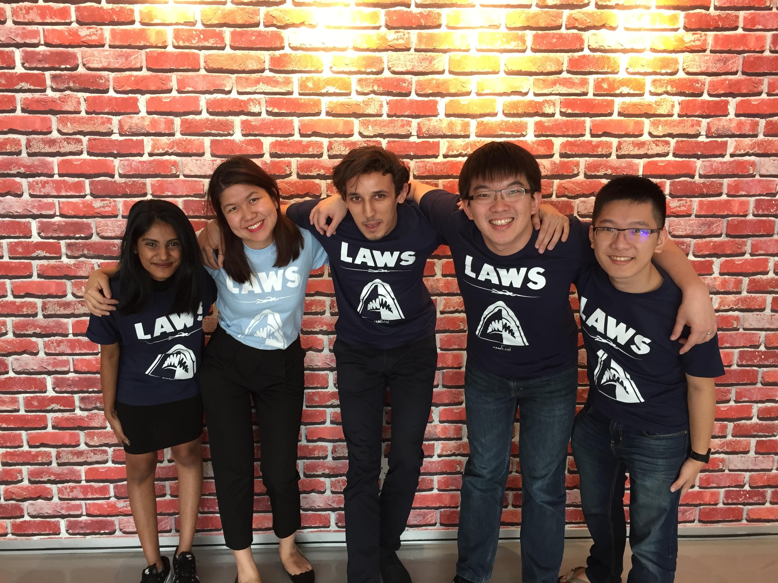 Laws team