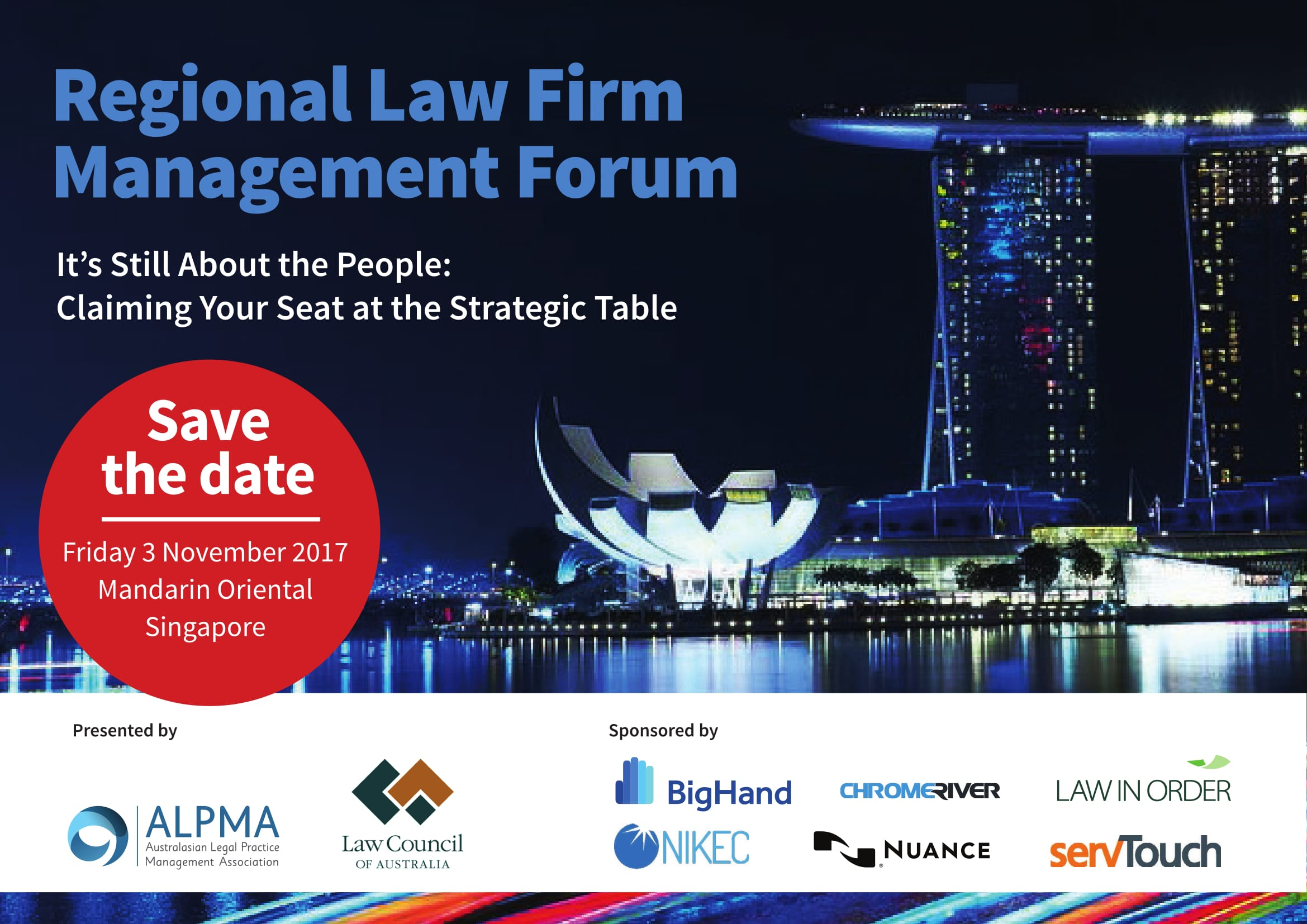 Regional Law Firm Management Forum 2017_save the date (1)-1