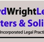 Lloyd Wright Legal